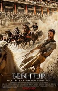 Portada de la película Ben-Hur (2016)