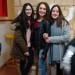 Alumnas de 4º ESO