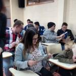 Visita del alumnado de 4º de ESO a Archidona